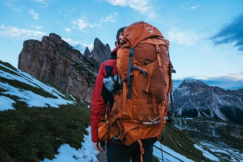Backpack - What to wear hiking