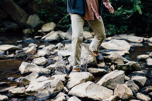 Pants - What to wear hiking