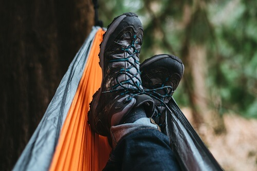 Shoes - What to wear hiking